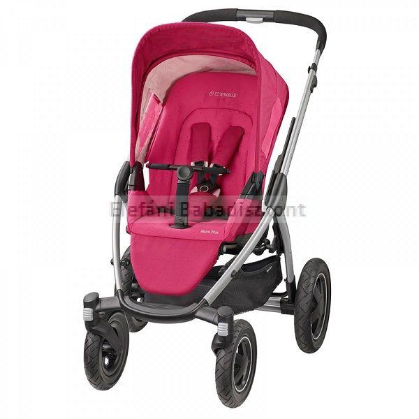 Maxi-cosi Mura Plus 4 babakocsi 2015 #Berry Pink