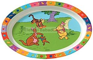 Disney baby Ovális lapostányér #RC650WP