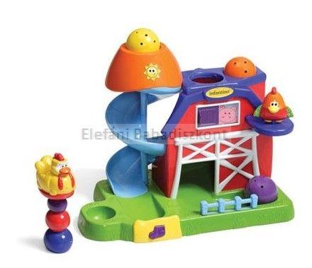 Infantino Interaktív farm #53221