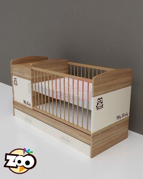 TODI ZOO Kombi babaágy (5 csomagos)