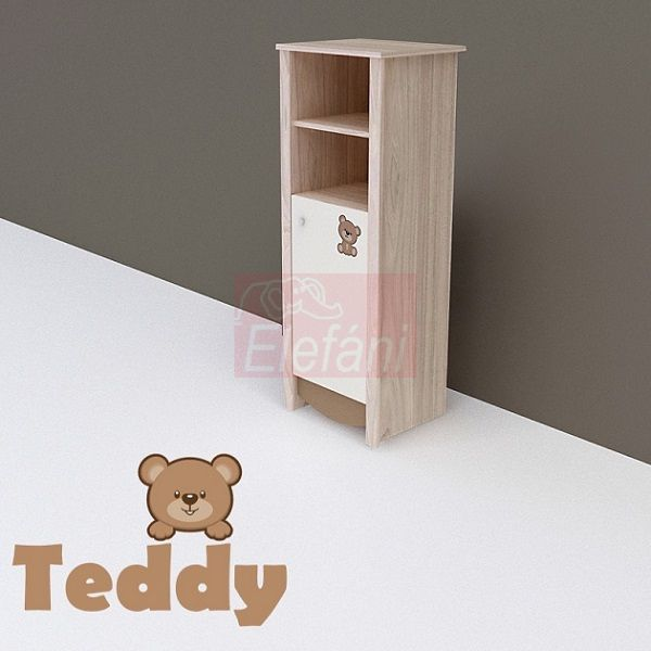 TODI Teddy 1 ajtós szekrény