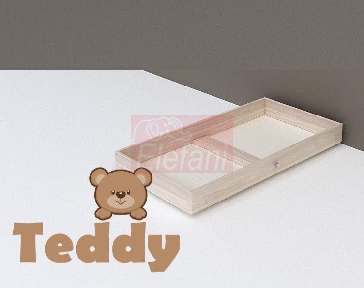 TODI Teddy Gurulós ágyneműtartó 60x120