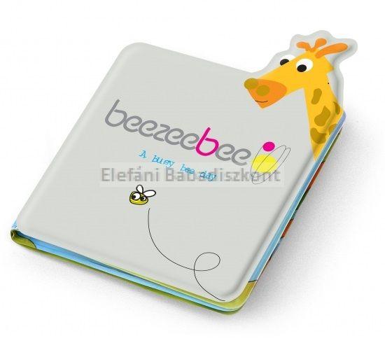 BeeZeeBee Fürdőkönyv és kesztyűbáb szett