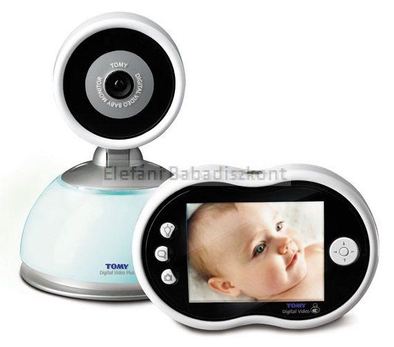 TOMY  Digitális babaőrző készülék #TDV450