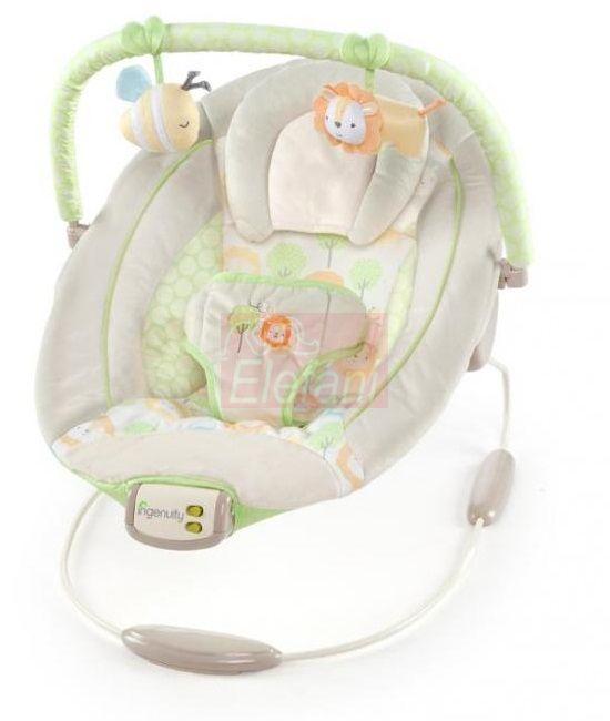 Bright Starts Rezgő pihenőszék Sunny Snuggles #10431-3
