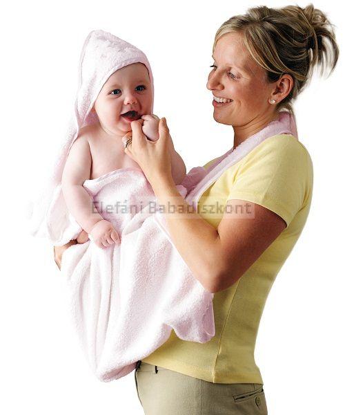 Clevamama babatörölköző #rózsaszín