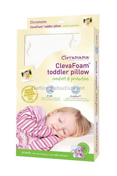 Clevamama ClevaFoam gyermekpárna