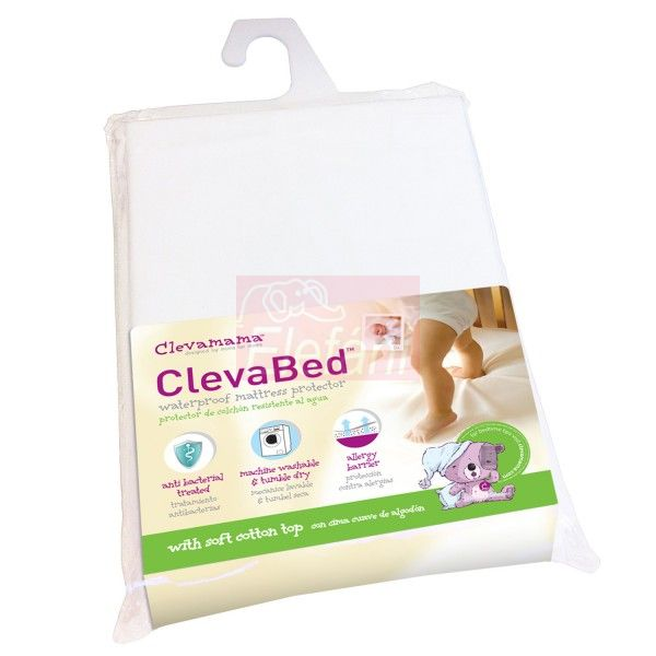 Clevamama matracvédő gumis lepedő #40x90cm