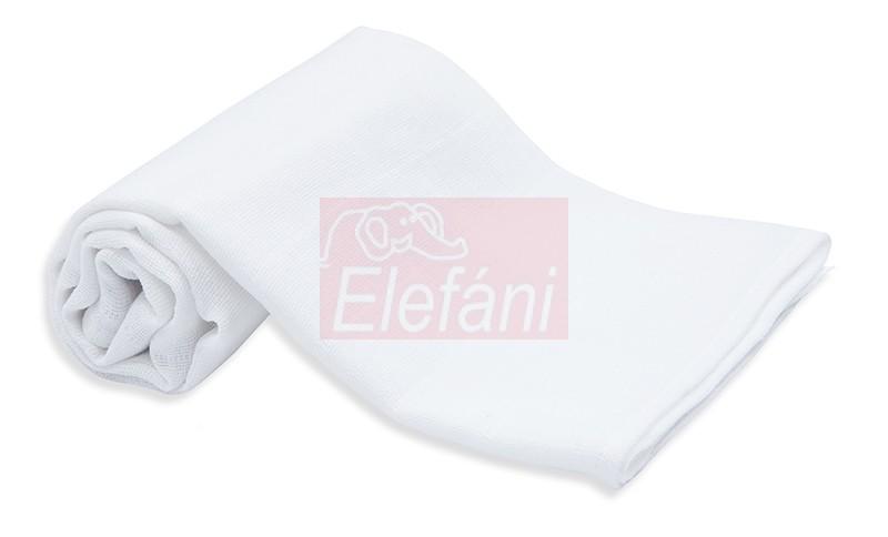 Scamp textilpelenka fehér #10db