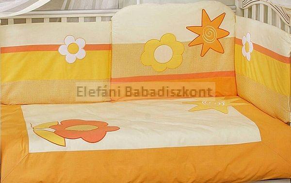 Feretti Ágynemű kiegészítők 2 részes  Sun Flower - Elefáni ... 64b843c75d