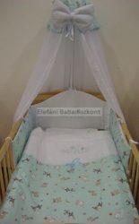 Baby Dream 4 részes Exkluzív ágynemű garnitúra
