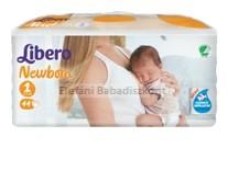 Libero pelenka 1 Newborn 2-5kg AKCIÓ #44db