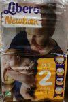 Libero Newborn pelenka 2 AKCIÓ #70db