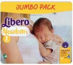 Libero pelenka 1 Newborn 2-5kg AKCIÓ #78db