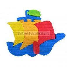 Gabeliz Fa minifogas #hajó