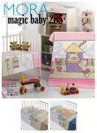 Mora Magic Baby 285 babapléd 80x110cm #04 Pink