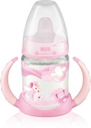 NUK FIRST CHOICE Tanulópohár 150ml #Baby Rose