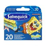 Salvequick SpongeBob sebtapasz #20db