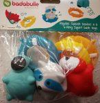 Badabulle fürdőjáték #B017007