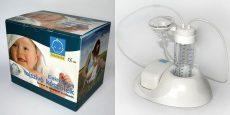 Pesztonka Elektromos mellszívó + orrszívó (Higiéniai, egészségvédelmi termék)