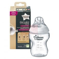 Tommee Tippee Closer To Nature Cumisüveg #260ml