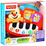 Fisher-Price Tanuló kutyás zongora #DLK12