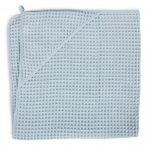 Ceba baby Fürdőlepedő 100x100 #Gofri Mist Blue
