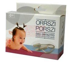 Orrszi Porszi Üveg orrtisztító (Higiéniai, egészségvédelmi termék)