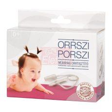 Orrszi Porszi Műanyag orrtisztító (Higiéniai, egészségvédelmi termék)