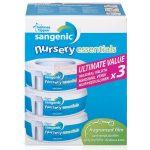 Tommee Tippee Sangenic Nursery Essentials utántöltő #3db