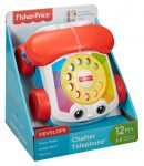 Fisher-Price Fecsegő telefon #FGW66