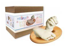 KEZESLÁBAS Kéz- és lábszobor készítő készlet #Nagy