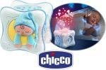 Chicco Szivárvány Kocka projektor #kék
