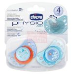 Chicco Physio Air Játszócumi 4hó+ 2db #blue