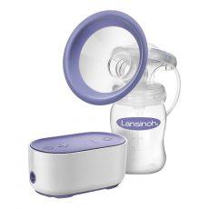 Lansinoh 2 fázisú kompakt elektromos mellszívó (Higiéniai, egészségvédelmi termék)