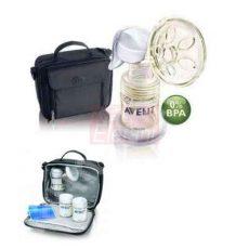 Philips AVENT Isis kézi mellszívó táskában (Higiéniai, egészségvédelmi termék)